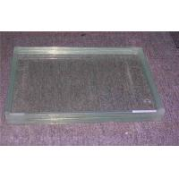 Cheap 15mm Clear Fire Resistant Glass For Door Window , Flat Tempered Glass for sale