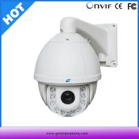 Cheap 18x Optical Zoom Outdoor Megapixel Waterproof Speed Dome IP PTZ Camera for sale
