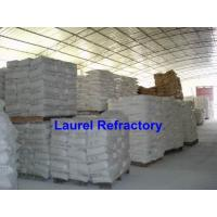 Cheap Unshaped Insulating Castable Refractory Wear Resistance As Furnace Lining for sale