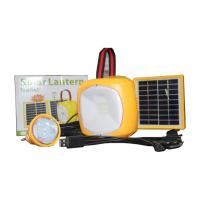 Cheap 9 Pcs LED Solar Powered Led Lights Yellow Color Maintenance Free With Battery Indicatiors for sale