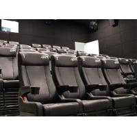 Cheap Attractive Cinema 4D Cinema System, 4D Theater with Pneumatic/Hydraulic/Electric Motion Chair for sale