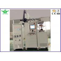 Quality Heat Smoke Release Flame Test Equipment , Cone Calorimeter Fire Test Chamber wholesale