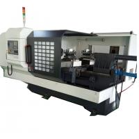 Cheap Stainless Steel Cookware Cnc Spinning Lathe / Spinning Heavy Duty CNC Lathe Machine for sale