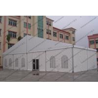 China Huge Gala Outdoor Circus Tent With Luxury Lining Glass Door For Open - Air Event Party on sale