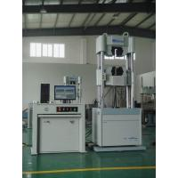 Cheap HUT-1000 Hydraulic Servo Universal Testing Machine, Mechanical test, Round & flat specimen for sale