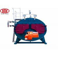 Quality LPG Natural Gas Steam Boiler For Food & Beverage Industry , 2 Year Warranty wholesale