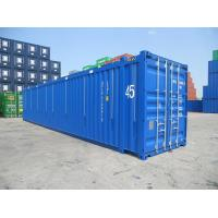 Cheap Height 2896MM Open Top Shipping Container General Purposes Industrial for sale