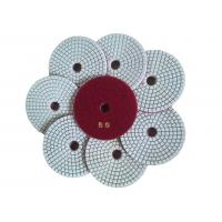 Cheap Diamond Resin Polishing Pads Special For Dry Polishing with Marble for sale