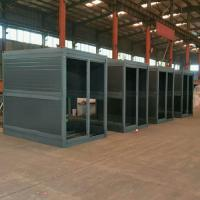 Quality Professional Shipping Container Architecture Prefabricated Frame wholesale