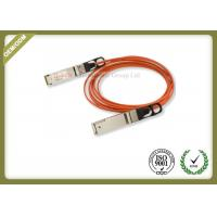 Cheap 40GbE SFP Fiber Module Active Optical Cable 1 Meter OM2 / OM3 Type for sale