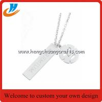 Cheap Custom Creative Fashion Jewelry Metal Necklace bracelet for Women gifts, OEM your own design for sale