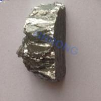 High Purity Tellurium 99.99% Tellurium High Purity Metals Ingot 4n for industry use