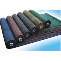 Cheap 1mx1m Waterproof Rubber Flooring Rolls for sale
