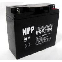 Cheap Rechargeable Battery 12V17ah (CE, UL, ISO, SGS) for sale