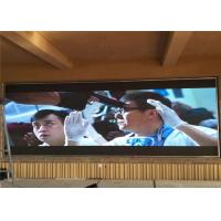 Cheap Full Color HD LED Video Wall P2.5 Indoor Fixed Installation With Front Access Solution for sale