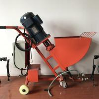 China Waterproof Cement Grouting Machine Pump Mortar Spraying Plaster Machine on sale