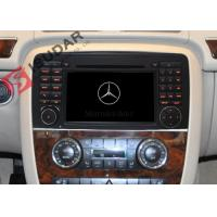Cheap PX5 RK3288 Octa Core Mercedes Benz Car DVD Player 7 Inch Car Stereo Gps for sale