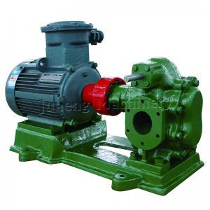 Cheap Lubrication Oil Transfer Gear Pump / Viscous 5-1500 Cp Liquid Fluid Transfer Pump for sale