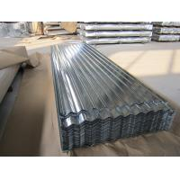 Cheap Zinc coating 60-275g/m2 JIS G3302 SGCC Galvanized Corrugated Roofing Roof Sheet for sale