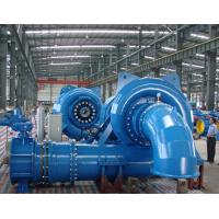 Cheap Small hydro Turbine and Water Turbine Electrical Generator For Hydro Power Plant Project wholesale