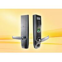 Buy cheap Biometric Door Lock system with OLED display from wholesalers