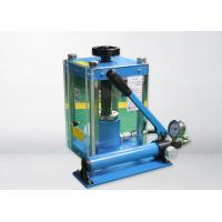 Cheap Small Lab Tablet Press Machine 12 Ton Manual Hydraulic For Button Cell for sale