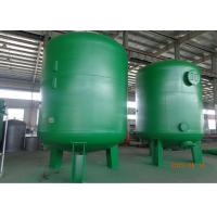 Cheap Manganese Sand Filter FRP Pressure Tank Water Filter Reverse Osmosis Pressure Tank For Iron Removal for sale