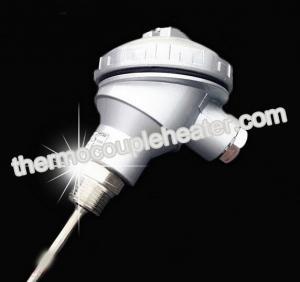Cheap PT100 Industrial s/r/b type plastinum-rhodium temperature meter thermocouple sensor wholesale