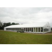 Cheap 1000 People White PVC Canopy Marquee Party Tent for Romantic Wedding wholesale