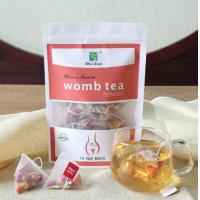 China Womb tea with Dong Quai help to healthy uterine Lining and regular menstruation health care tea on sale