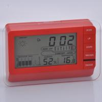 Cheap Bestselling Colourful Desktop Weather station  LCD clock HF-5803W for sale