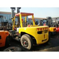 Cheap Many models of the used Toyota 10 ton forklift, FD100 forklift in Shanghai sale for sale