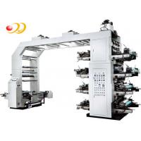 Cheap High Speed  8 Colors 1000mm  Flexo Printing Machine For Pe Activities for sale