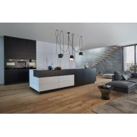 Cheap New Design L-shaped modern kitchen cabinets for sale