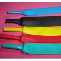 Quality Multi Colored PVC Thermo Heat Shrink Wrap Tubing For Electrical Copper Row wholesale