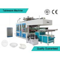 China Eco friendly Bamboo Fiber Paper Plate Tableware Making Machine / Pulp Moulding Equipment on sale