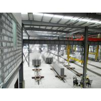 Cellular Lightweight Concrete Machines : Aerated concrete wall panels sand lime cellular