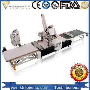 China wood furniture production line kitchen cabinet making machine TM1325F.THREECNC on sale