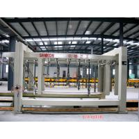 AAC Block production line Horizontal AAC Cutting Machine , Steel wire for