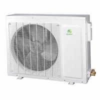 Cheap Fast Cooling Split Type Air Conditioner , Durable 9000 Btu Ductless Air Conditioner for sale