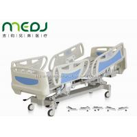 Cheap Hospital Intensive Care Bed Electric Multifunction MJSD04-06 440-760mm Height for sale