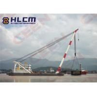 Cheap WD350 180Ton / 300Ton Luffing Mast Crane or floating crane for heavy duty lifting for sale