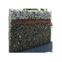 Cheap Hot Dipped Welded Gabion Stone Cages Gabion Retaining Wall For Garden Fence for sale