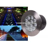 Cheap 9W RGB LED Underground Light Inground Lamp Path Light In Square Garden for sale