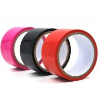 Buy cheap 15 Meters Electrostatic Binding Tape , Hot SM Sex Product For Men And Women from wholesalers