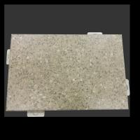 Cheap ASTM D3363 B117 Aluminum Veneer Panel With Marble Granite Texture Light Weight High Rigidity for sale