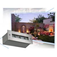 Cheap In Concrete LED Underground Light Die-casting Aluminum Tempered Glass for sale