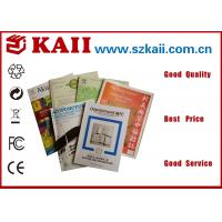 Cheap Cmyk Or Full Color Business Brochure Printing / Leaflet Catalogue Book Magazine for sale