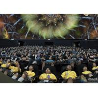 Cheap 30m Immersive Projection Dome Theater Big Capacity 650 - 1200 People for sale