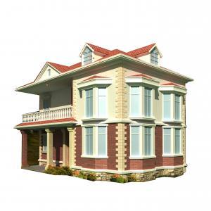 China Easy Assembling Light Steel Prefabricated House,Integrated House,Light Steel Prefabricated  Villa on sale